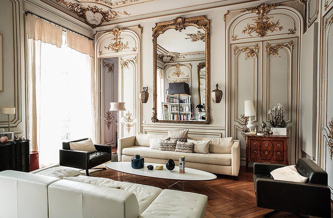 The Secrets For Decorating A Paris Apartment Design