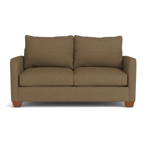 Tuxedo Apartment Size Sleeper Sofa Memory Foam